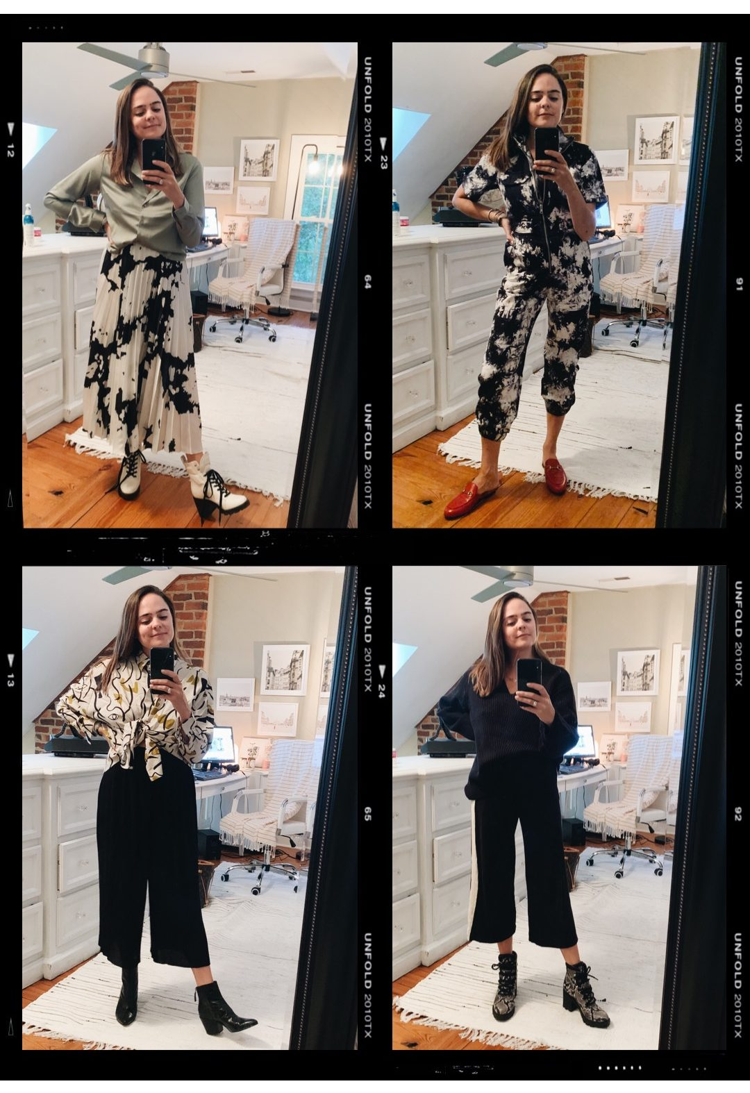 four looks for fall