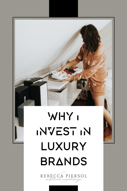 luxury brands rebecca piersol