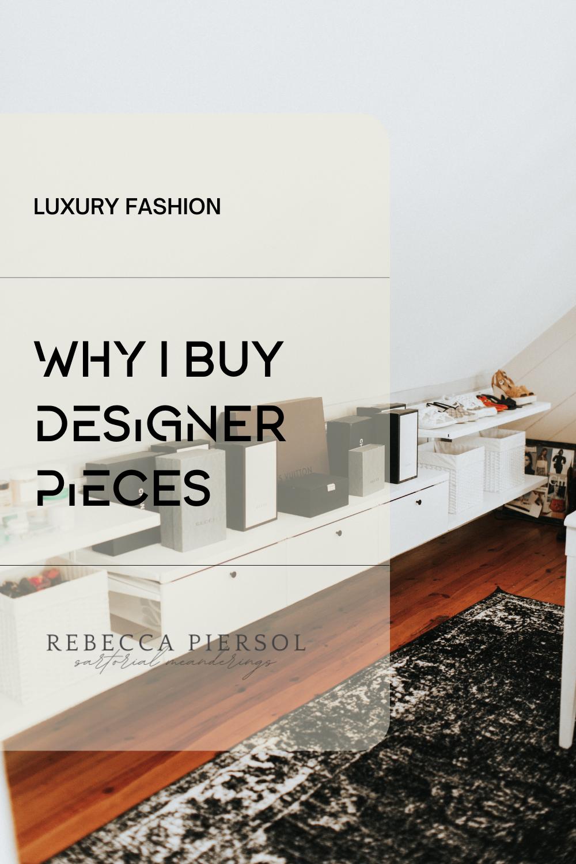 luxury fashion rebecca piersol