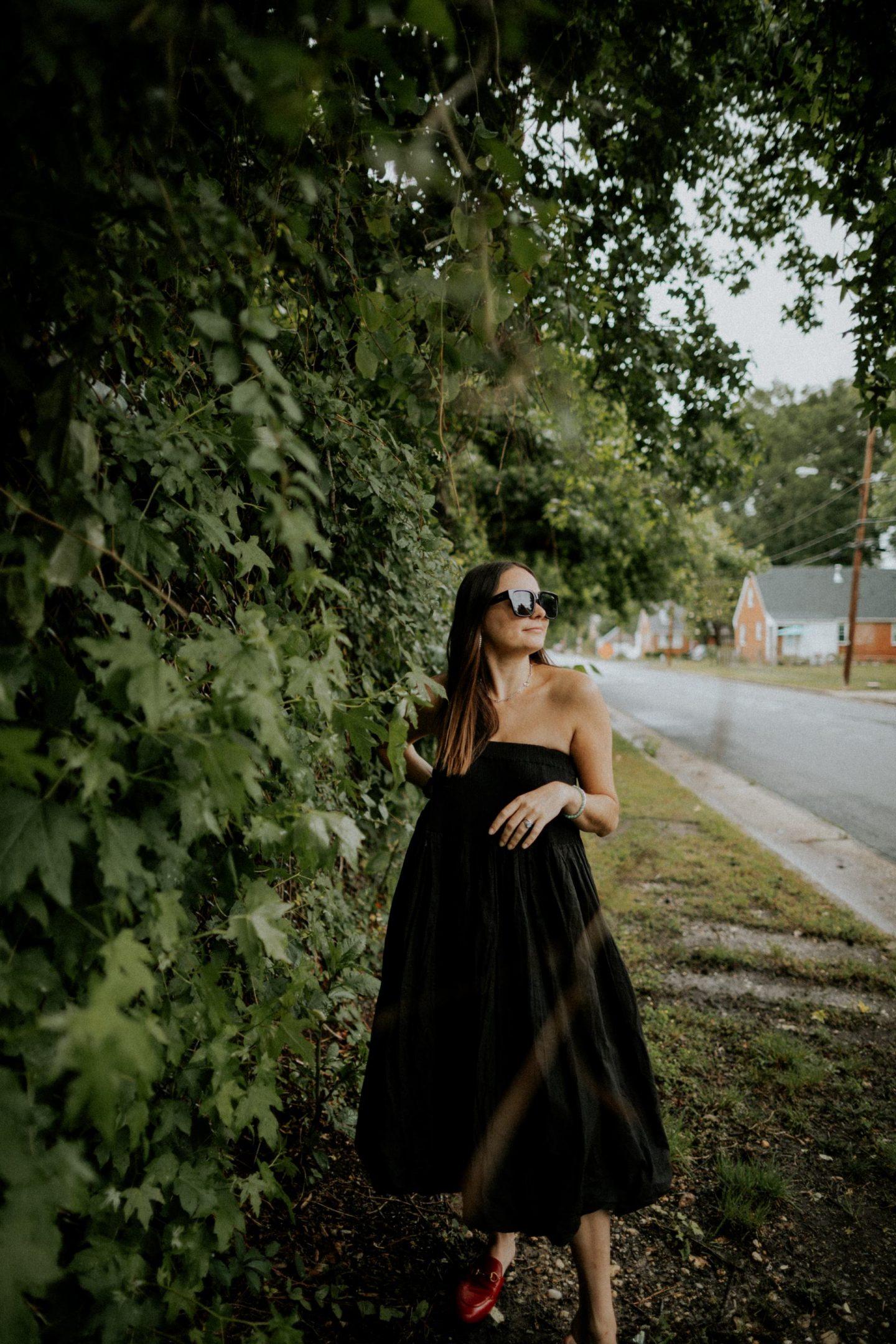 black dress rebecca piersol