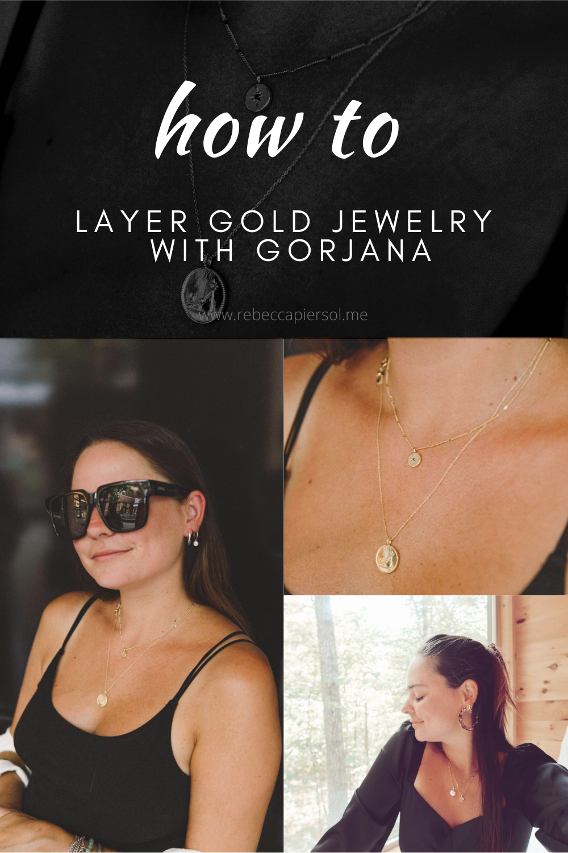 jewelry layering gorjana rebecca piersol