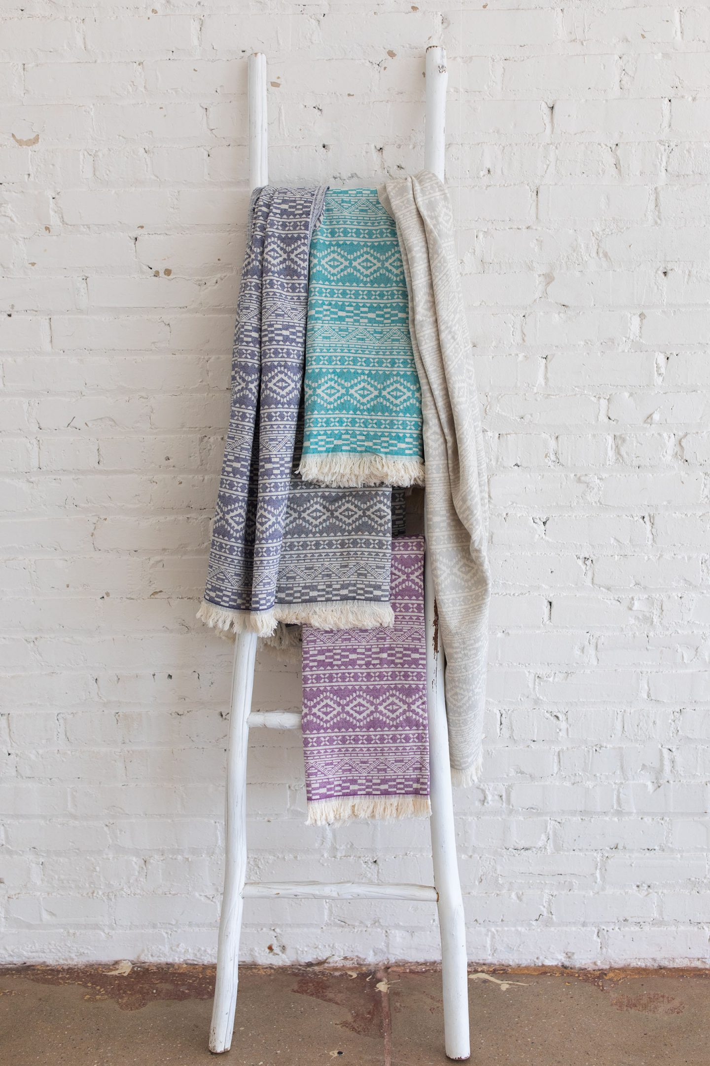Jacquard Turkish Towels