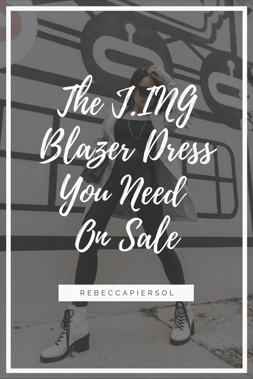 The J.ING Blazer Dress You Need On Sale