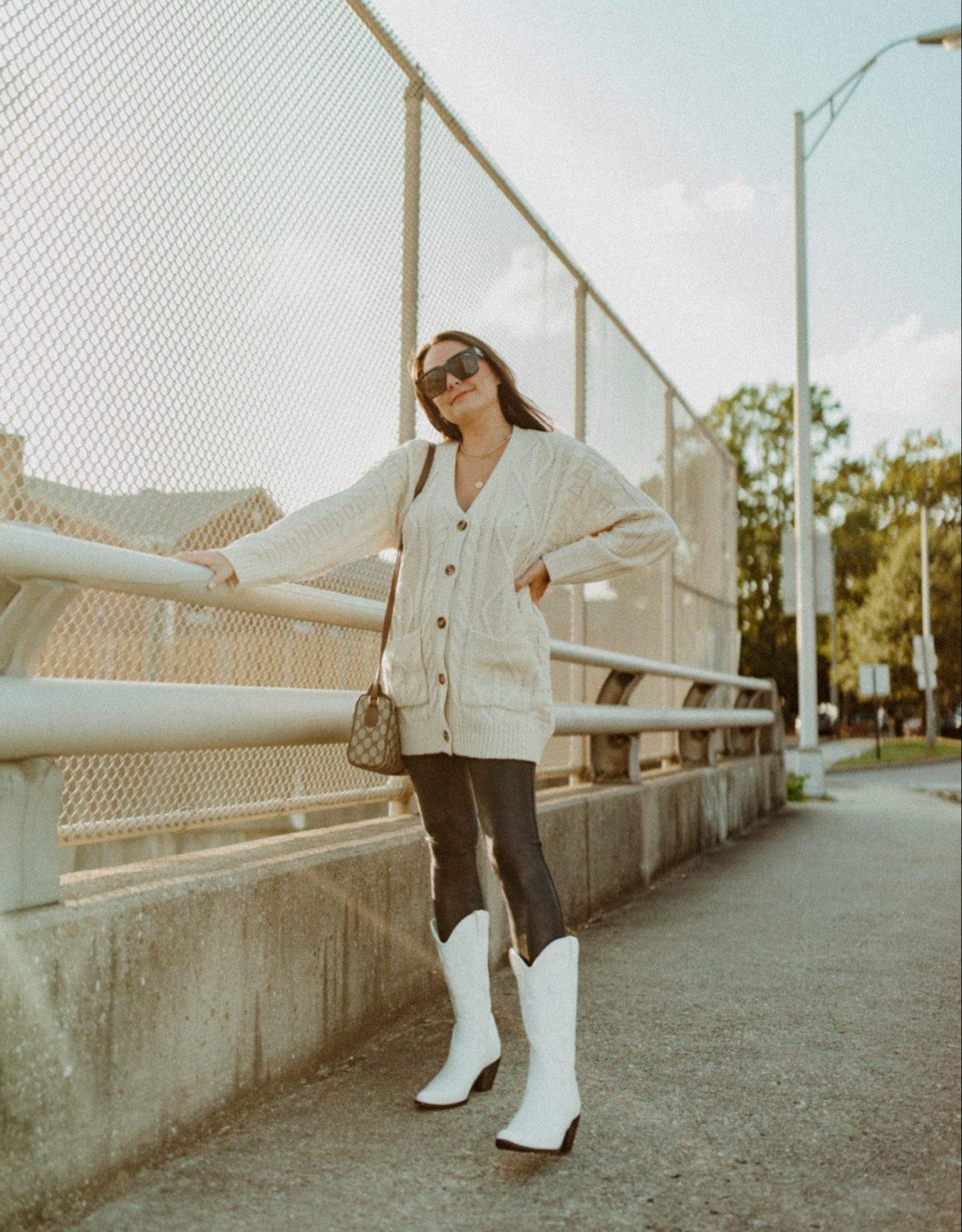 white boots rebecca piersol