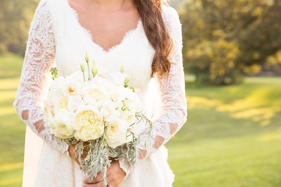 Rebecca Piersol Traditional Wedding Details