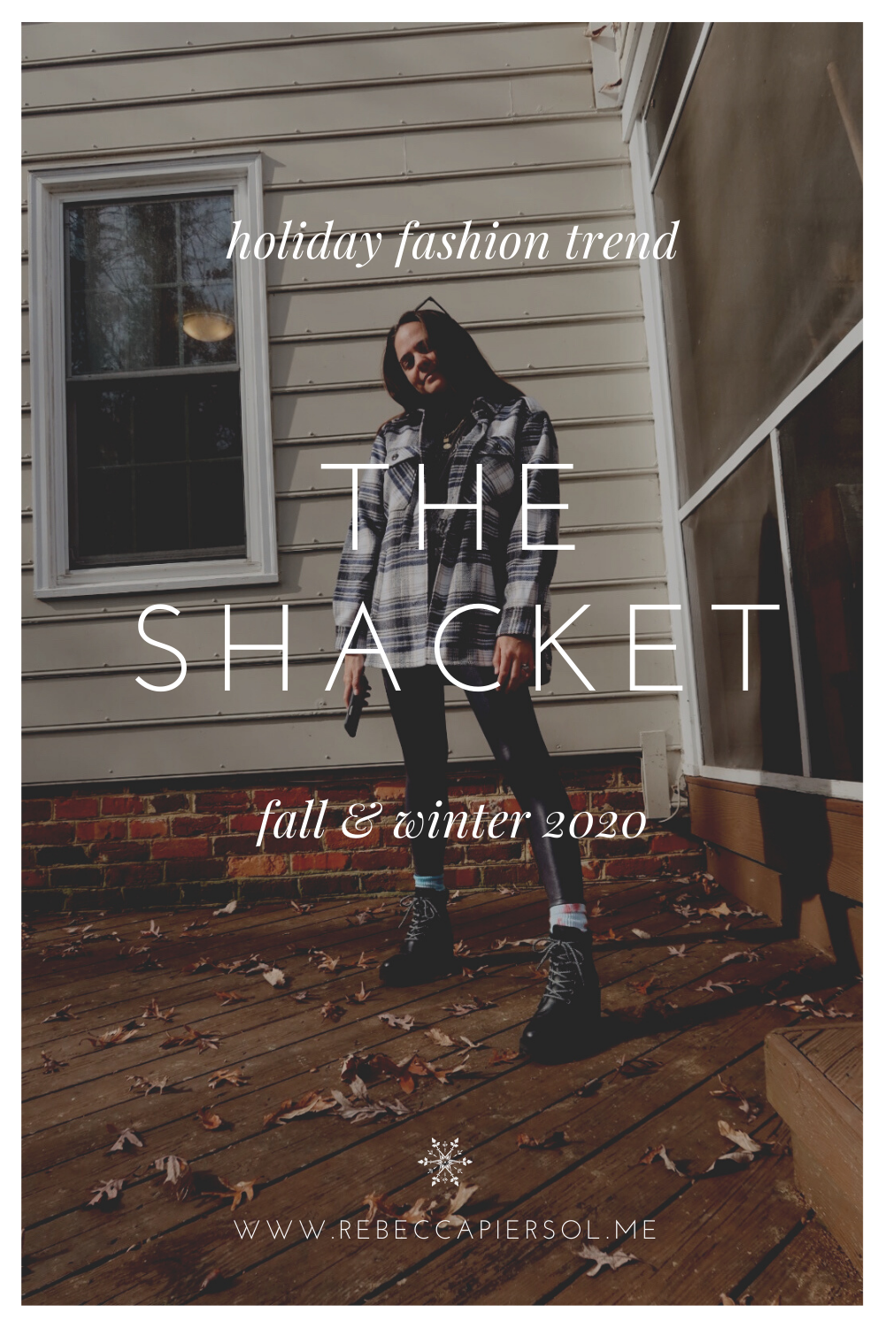 shacket fashion rebecca piersol