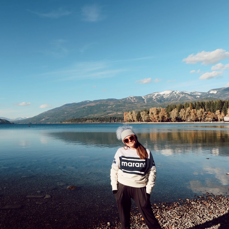 whitefish lake montana rebecca piersol