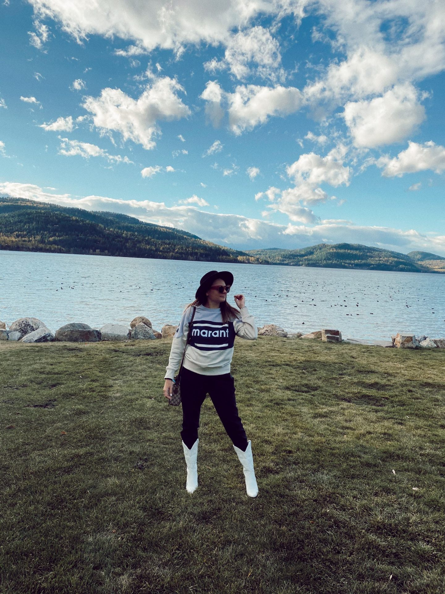 rebecca piersol lodge at whitefish lake
