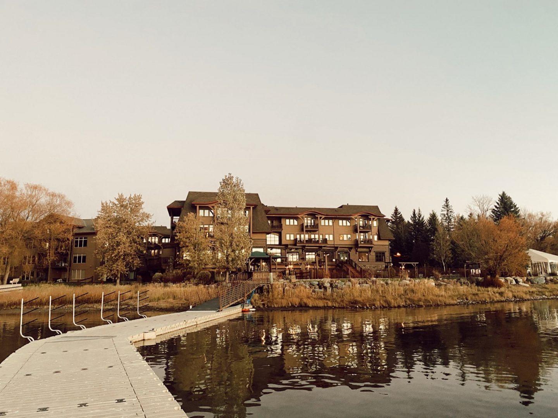 lodge at whitefish lake montana