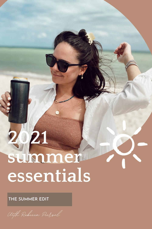 rebecca piersol summer essentials