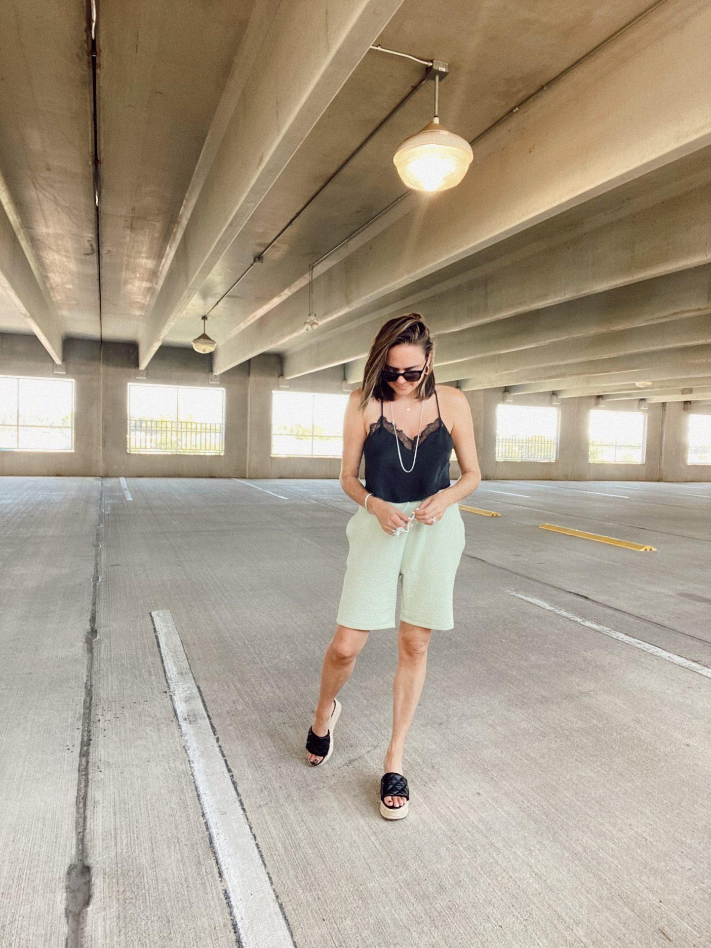 rebecca piersol shorts summer style