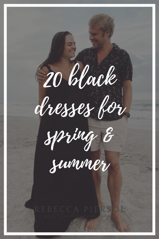 black dresses rebecca piersol