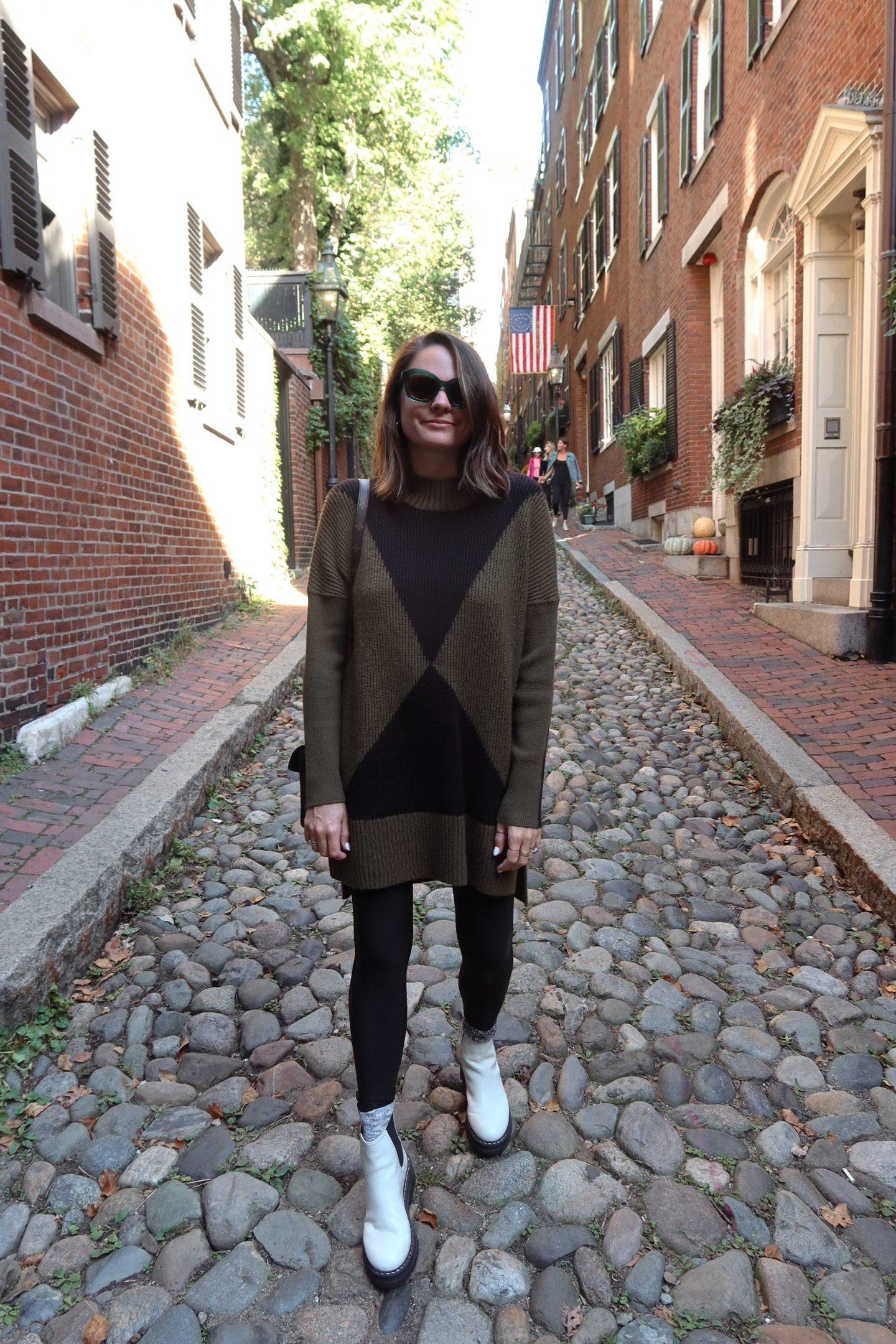 rent the runway sweater dress